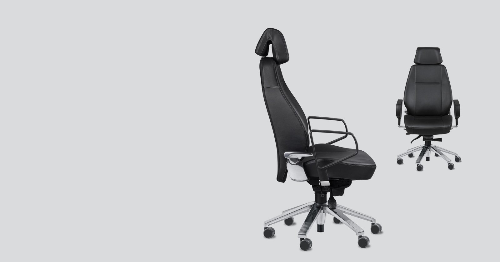 Xxl Bürostuhl 150 Kg Endlich Gut Sitzen Kostenlos Testen
