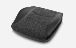Coussin d'assise interchangeable